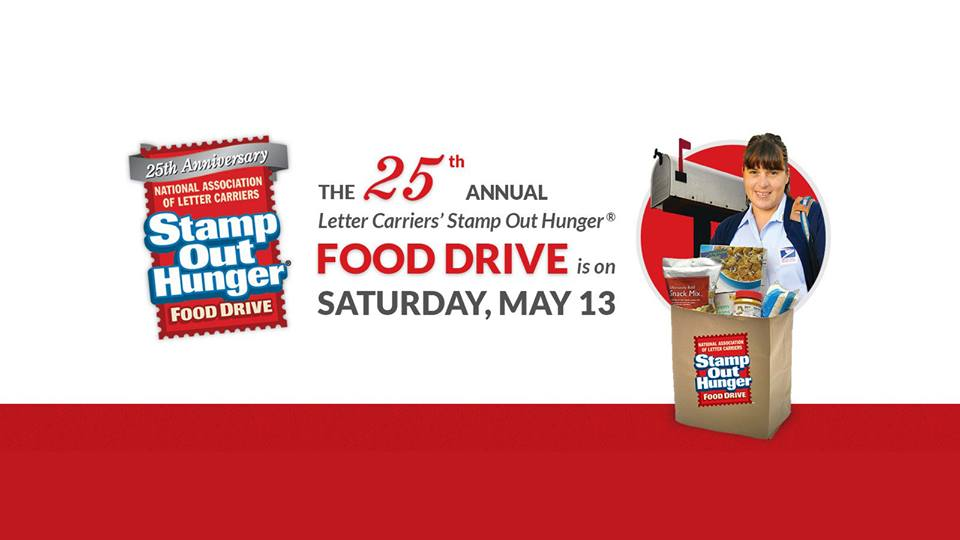 Stamp Out Food Drive